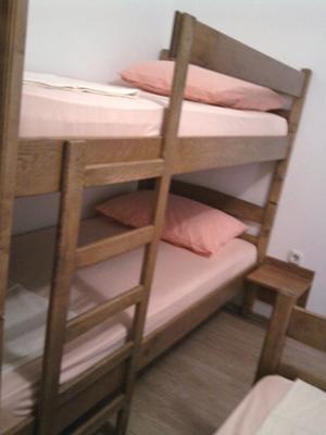 Dječja soba - krevet na kat