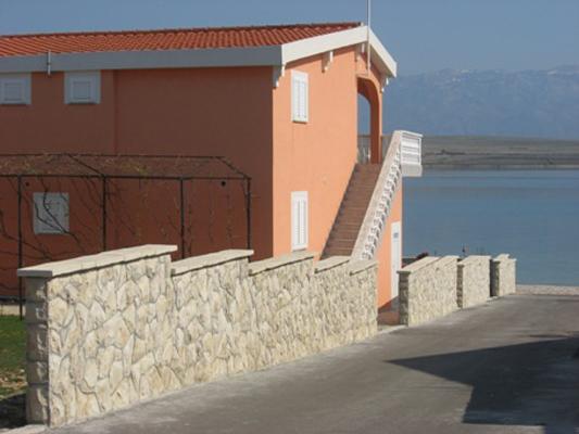 Kuća sa ulice prema moru
